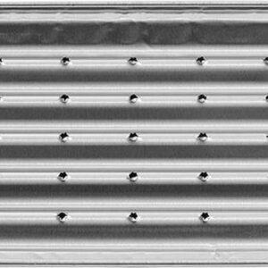 BBQ aluminium grillschalen 185x115x11mm - 280st/ds. (8714816008854)